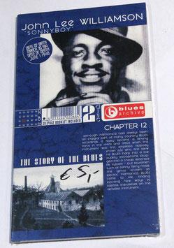 "John Lee ""Sonny Boy"" Williamson (I)   Blues Archive 12"
