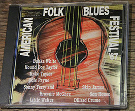 AMERICAN FOLK BLUES FESTIVAL '67