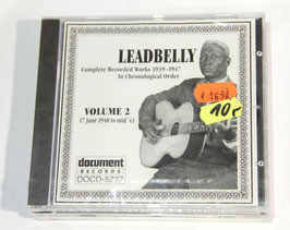 Leadbelly Vol 2 1940 - 1943 (mit Sonny Terry)