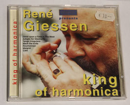 Rene Giessen - King of Harmonica