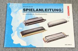 Helmut Herold - Spielanleitung für Chromatische Mundharmonika