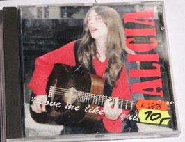 Alicia - Love Me Like a Guitar