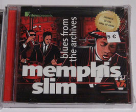 Memphis Slim - Blues from the Archives