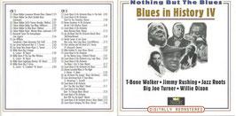 Blues In History IV  - T-Bone Walker, Willie Dixon, Count Basie, Jay McShannnProduktname