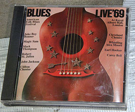 AMERICAN FOLK BLUES FESTIVAL '69