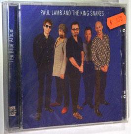 Paul Lamb & The King Snakes - The Blue Album