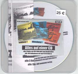 """Didi Neumann Verlag mp3-Daten-CD   ALLES AUF EINER CD"""""""