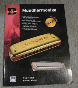 Manus - Basix Mundharmonika-Methode