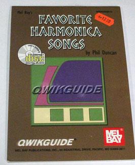 Phil Duncan - Favorite Harmonica Songs