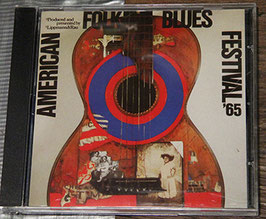 AMERICAN FOLK BLUES FESTIVAL '65