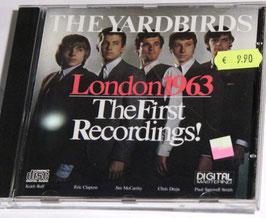 Sonny Boy Williamson (II) & Eric Clapton's Yardbirds