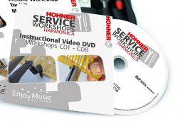 DVD - Service Workshops Harmonica (engl.)