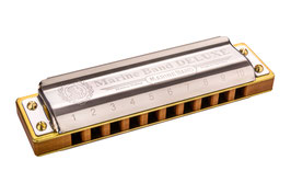 HOHNER Marine Band Deluxe in C