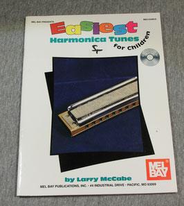 Larry McCabe - Easiest Harmonica Tunes for Chidren