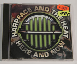 Harpface and the Heat - Here and Now