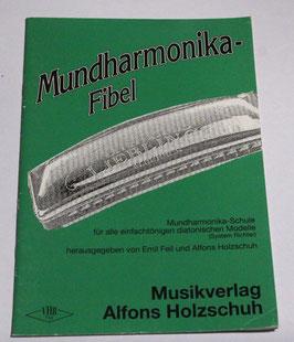 Feil/Holzschuh - Mundharmonika-Fibel