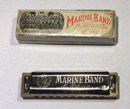 Hohner Marine Band Classic E Country