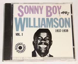"John Lee ""Sonny Boy"" Williamson (I) Vol.1 1937 - 1939"