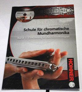Kathrin Gass - Schule für chromatische Mundharmonika
