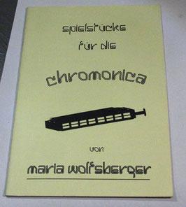 Maria Wolfsberger - Spielstücke für Chromonica