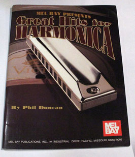 Phil Duncan - Great Hits for Harmonica