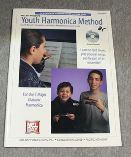 David Barrett  - Youth Harmonica Method