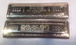Deckelsatz HOHNER Echo Harp 2 x 48