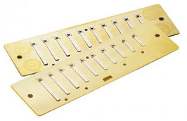 HOHNER MS Stimmplatten in C
