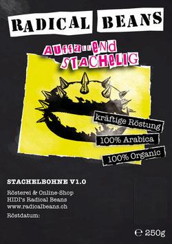 222g STACHELBOHNE V1.0 «AUFFALLEND STACHELIG»