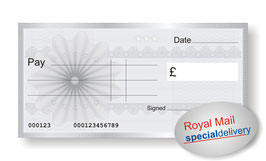 Jumbo Gift Certificate (Silver) - NEXT DAY