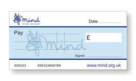 Mind Jumbo Cheque