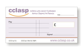 CCLASP Jumbo Cheque