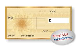 Jumbo Gift Certificate (Gold) - NEXT DAY