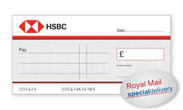 Jumbo Cheque (HSBC) - NEXT DAY