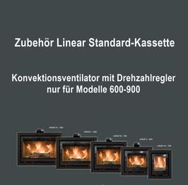 Konvektionsventilator mit Drehzahlregler für Modelle 600-900
