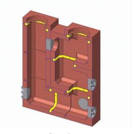 LEDA LWS, Wärme-Speichersystem