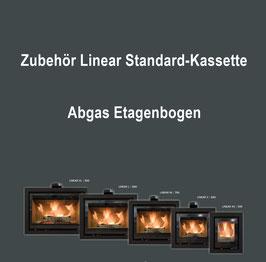 Abgasetagenbogen 150/160/200 mm