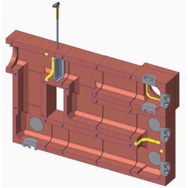 LEDA LWS, Wärme-Speichersystem Set-2