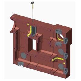 LEDA LWS, Wärme-Speichersystem Set-1