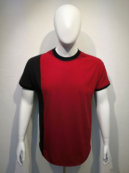 Black & Red T-Shirt for Men