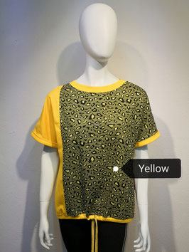 Safari T-Shirt for Women, Yellow