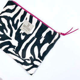 MAKEUP BAG | ZEBRA