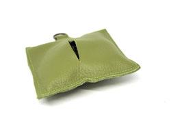 Poo bag grün