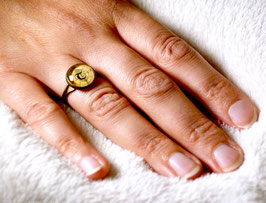 """Ring """"T"""""""