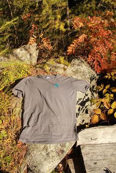 T-Shirt mit Sticklogo