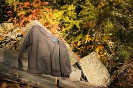 Sweatshirt mit Sticklogo