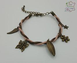 Pèche et Bronze                                                        Réf BBALAADBR