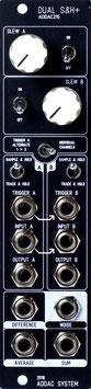 ADDAC 215 - Dual S&H+