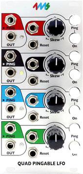 4MS - Quad Pingable LFO