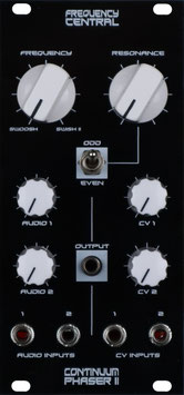 Frequency Central - Continuum Phaser 2